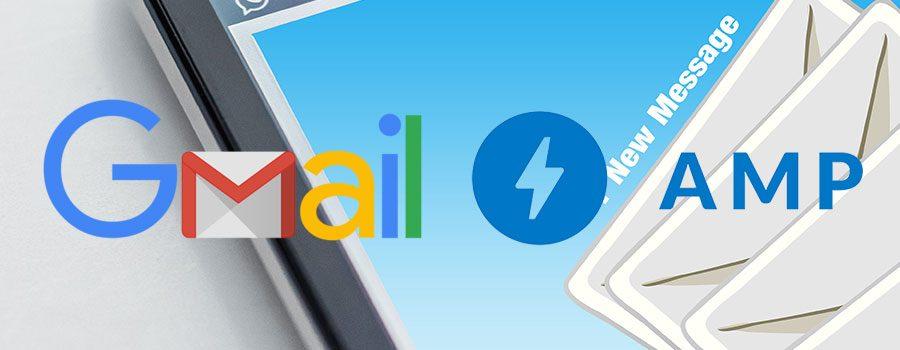 Google porta l'AMP in Gmail per email più interattive e coinvolgenti